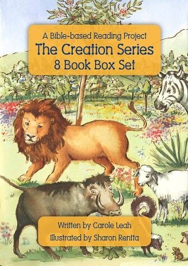 The Creation Series Book Box Set